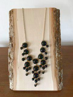 Black Necklace - Wear it Well Boutique