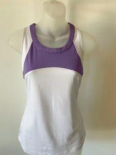 Bolle Size Small White Athletic - Wear it Well Boutique