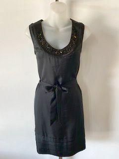 Banana Republic Size X-Small Black Dress - Wear it Well Boutique
