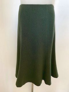 Ralph Lauren Size X-Large Forest Green Skirt