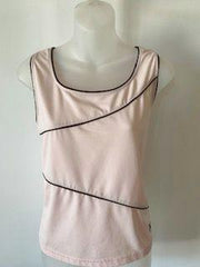 Size Large Blush Athletic Top - Wear it Well Boutique