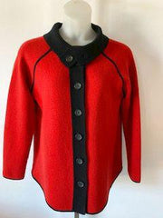 Size X-Large Red Sweater - Wear it Well Boutique