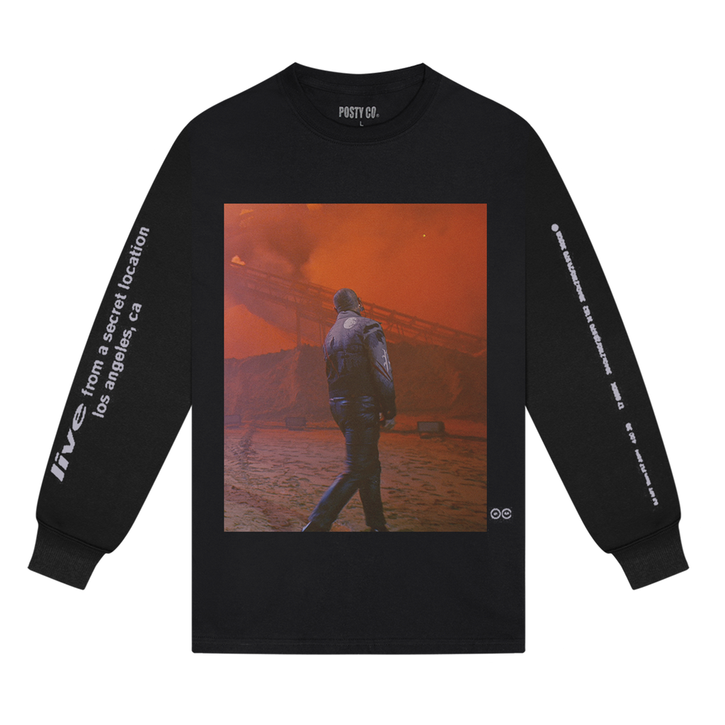 Live From LA Photo Longsleeve