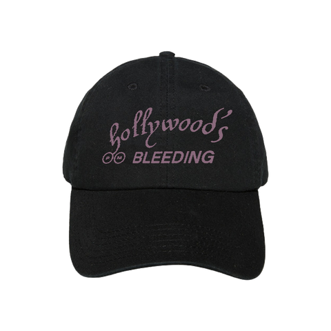 Hollywood's Bleeding Black Hat-Post Malone