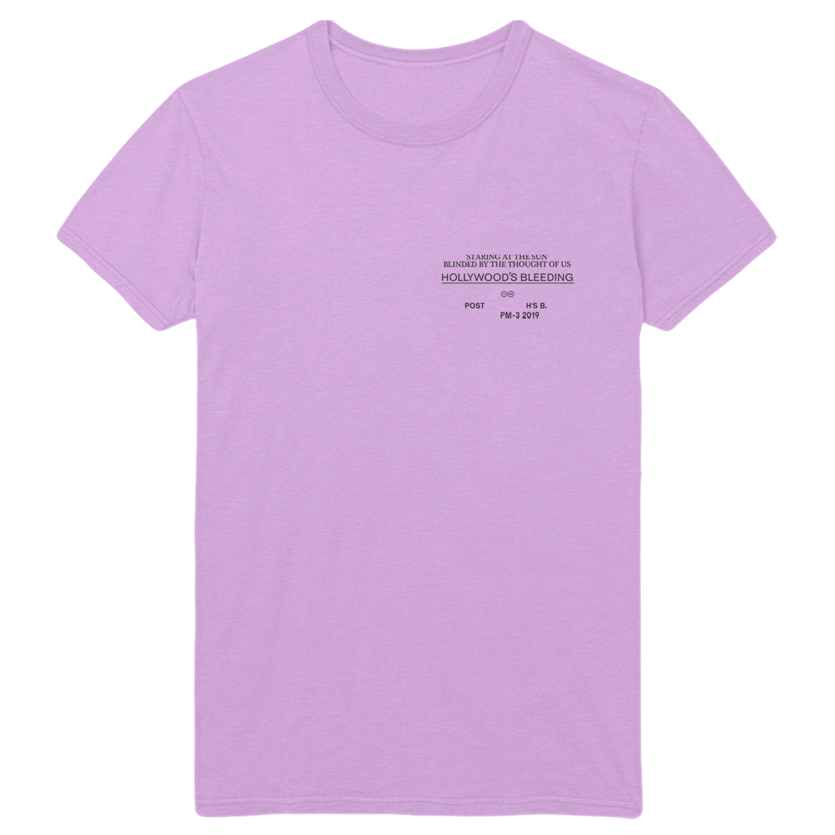 Hollywood's Bleeding Purple Tee
