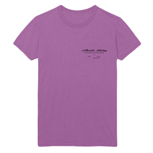 Sword Tour Tee - Purple