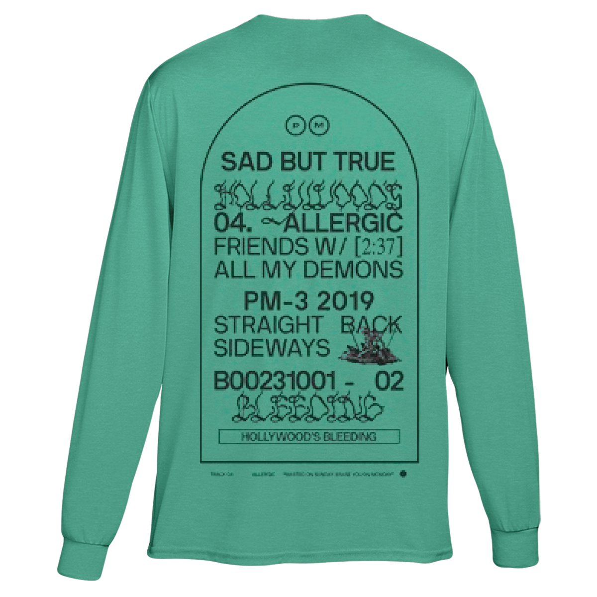 Sad But True Longsleeve