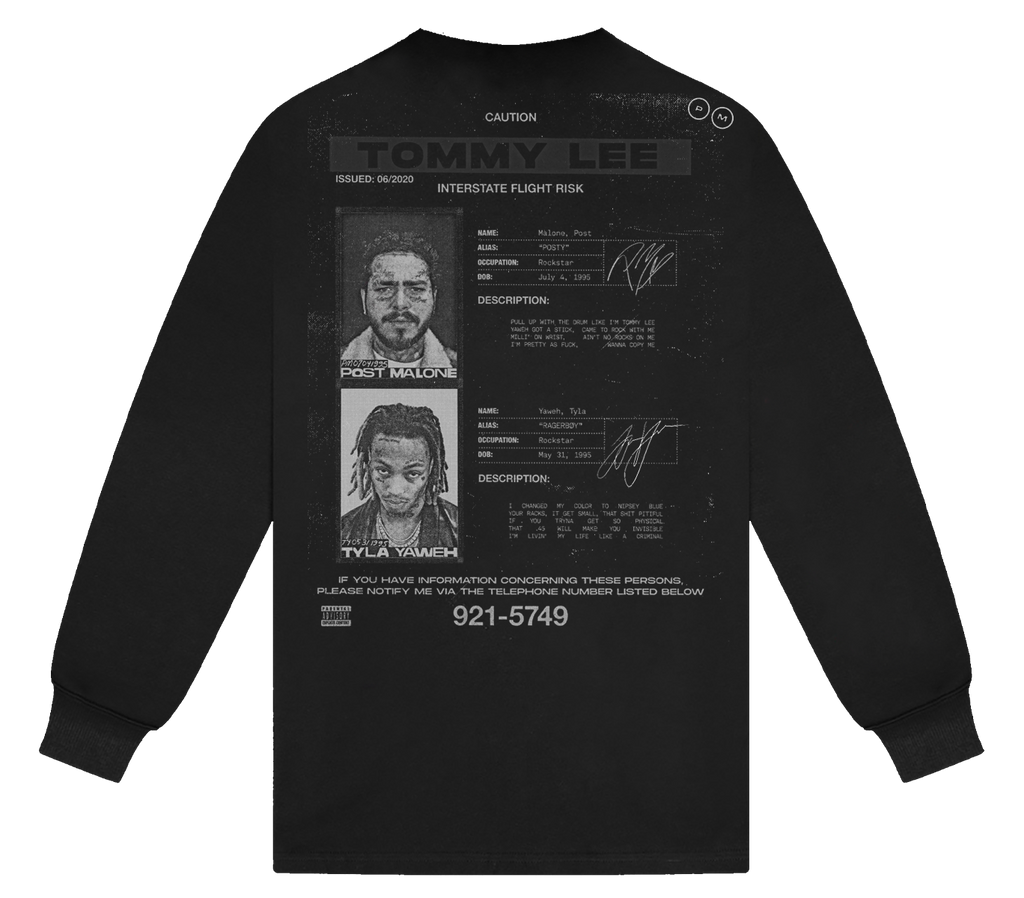 Flight Risk Cover Longsleeve