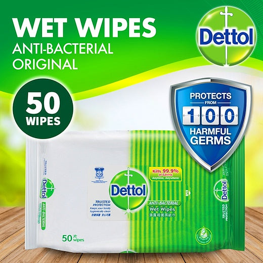 Dettol Wet Wipes