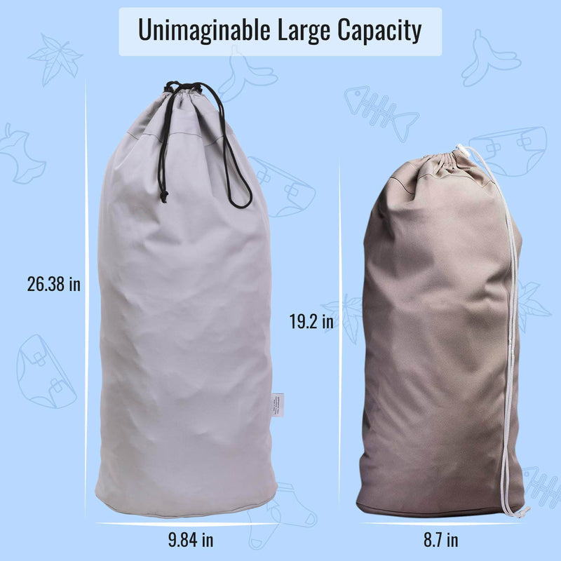 Momcozy 3 Pack Reusable Diaper Pail Liner