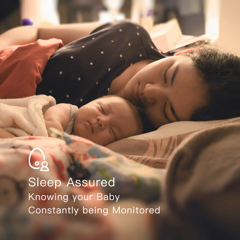 Baby Sleep Breathing Monitor