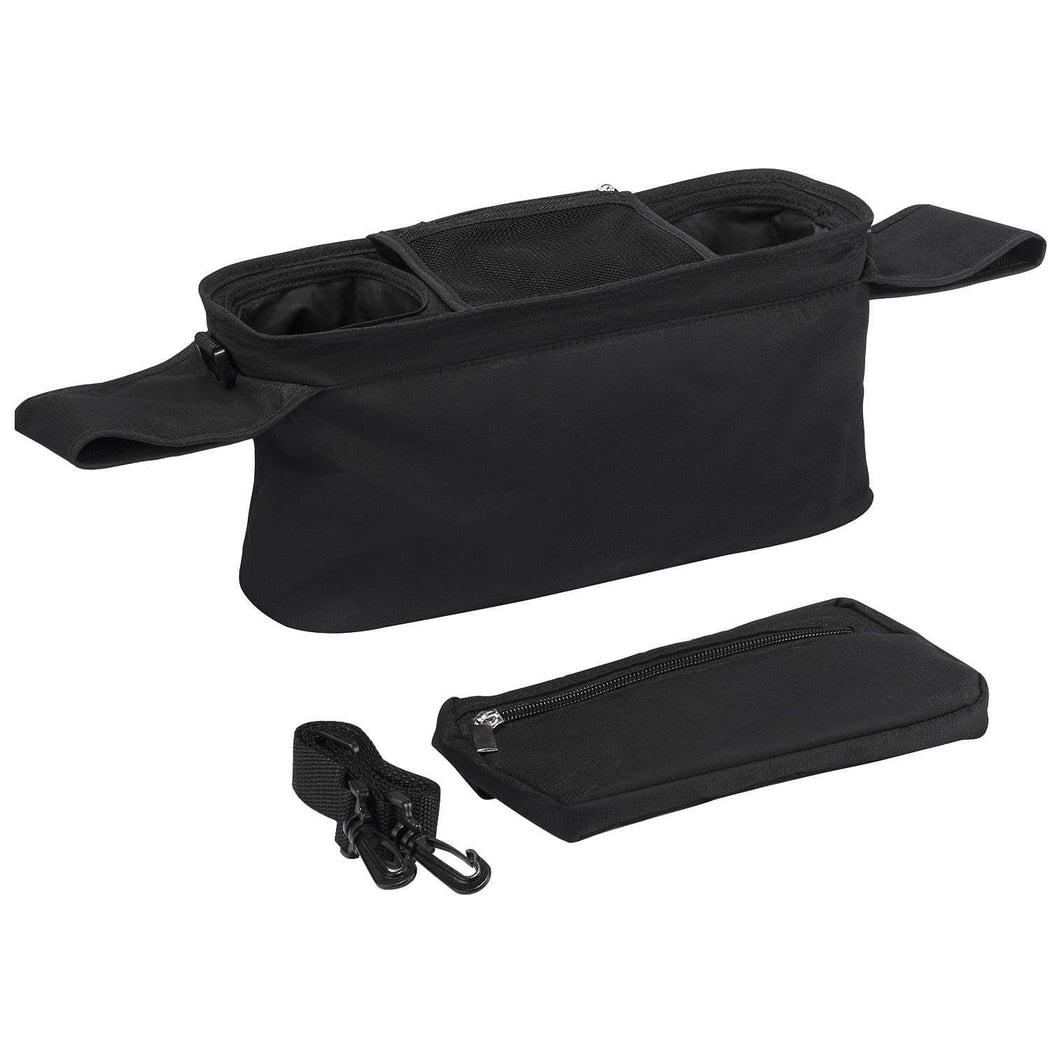 Momcozy ® Stroller Organizer with Cup Holders