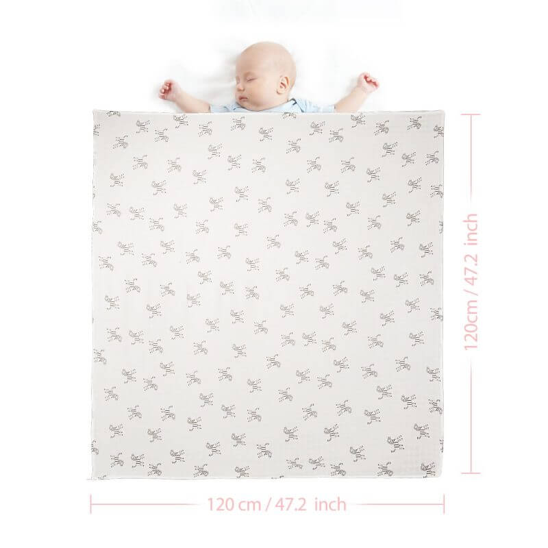 Momcozy Muslin Baby Swaddle Blankets