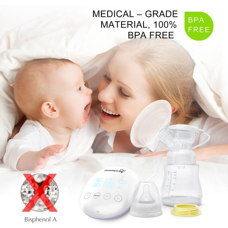 Momcozy Automatic Electric Breast Pump