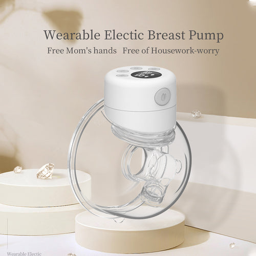 9 Levels Wearable Electric Breast Pump - S12