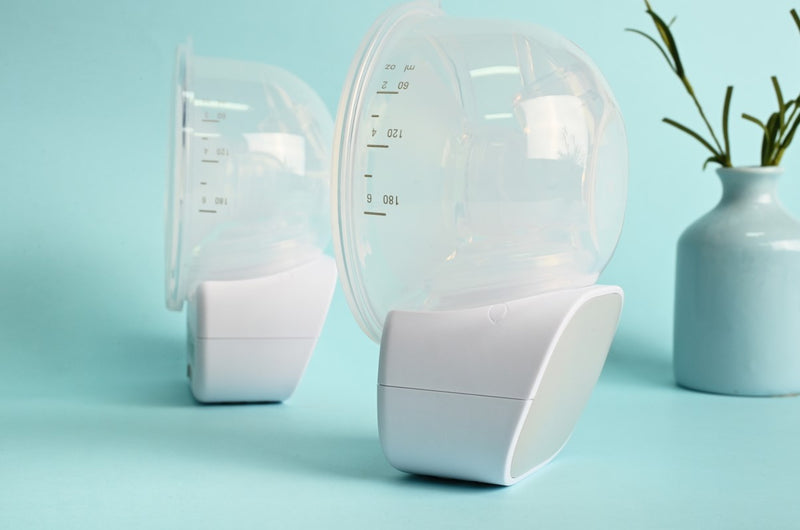 Wearable Electric Breast Pump