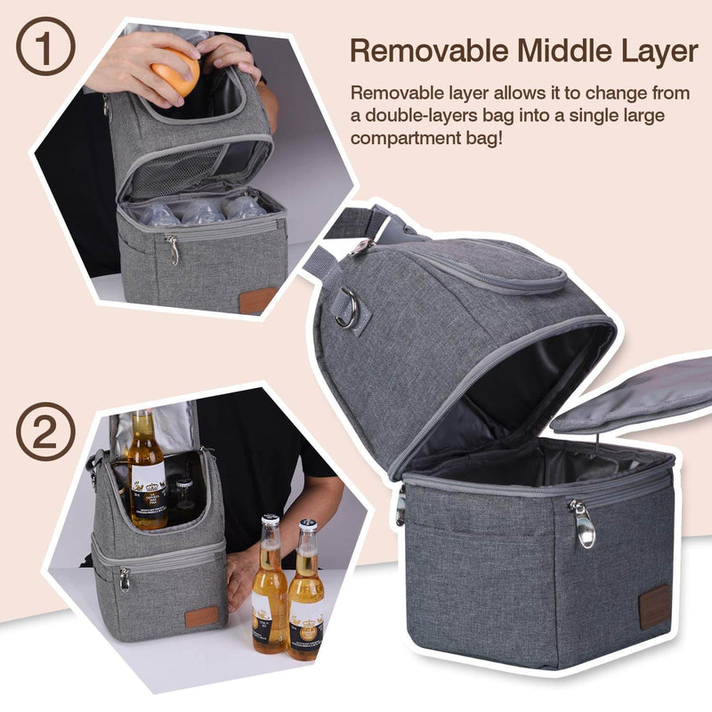 Momcozy Breastmilk Cooler Bag