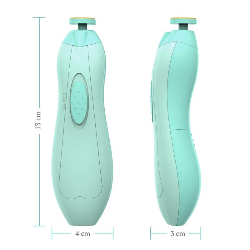Momcozy Electric Baby Nail Trimmer