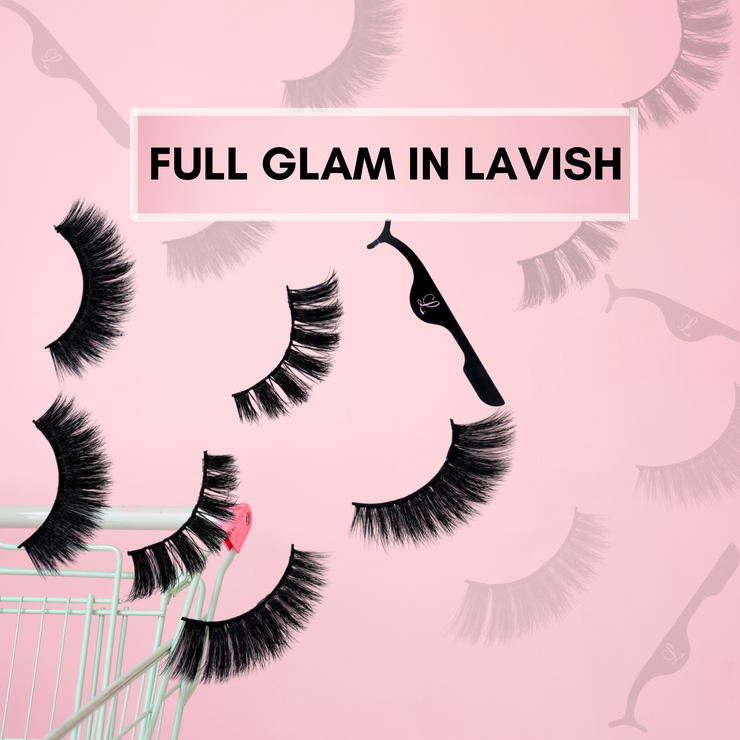 Full Glam in Lavish