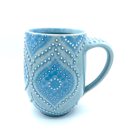 Ogee Turquoise Tankard