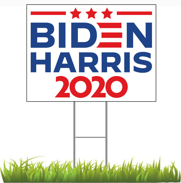 "24"" x 18"" Biden Harris Election Sign"