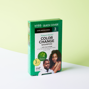 Color Change Shampoo