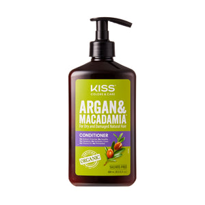 Argan & Macadamia Conditioner