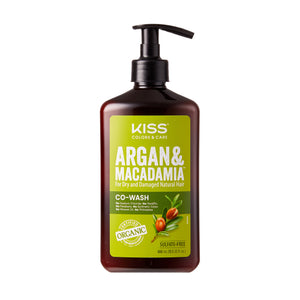 Argan & Macadamia Co-Wash