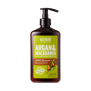 Argan & Macadamia Leave-in Conditioner