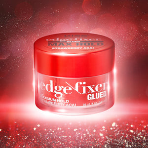 Edge Fixer Glued - Strawberry Acai
