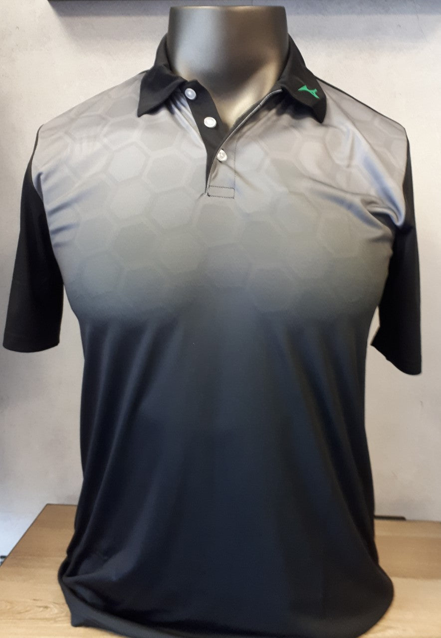 Mizuno Hex Polo Shirts