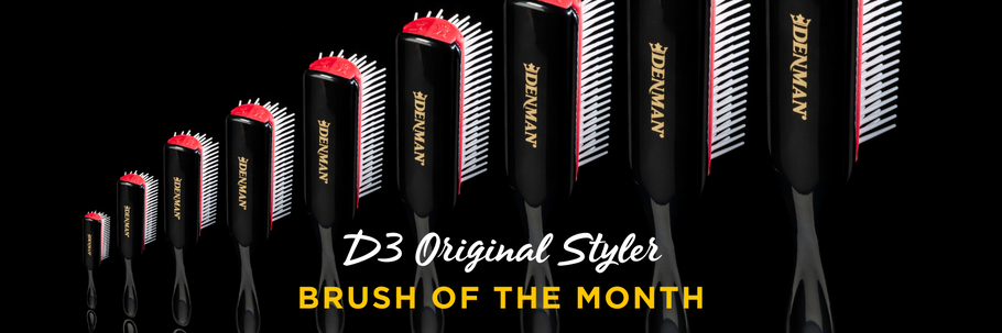 D3 Original Styler – Brush of the Month