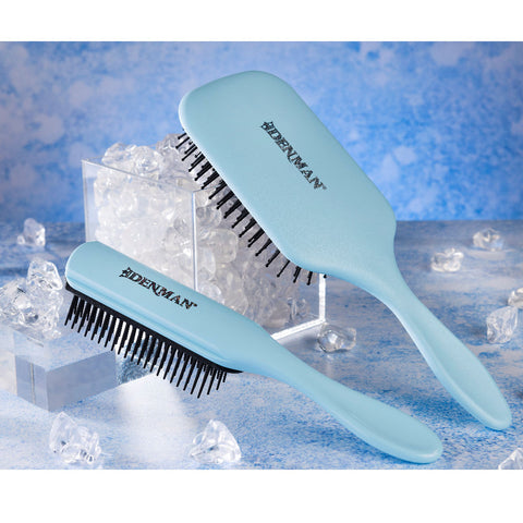 Denman Nordic Ice Hairbrush Collection