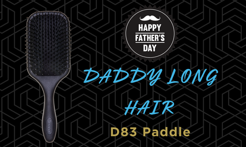Daddy Long Hair - D83 Paddle