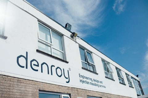 Denroy Factory - where Denman brushes are manufactured