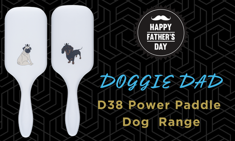 Doggie Dad - D38 Power Paddle Dogs
