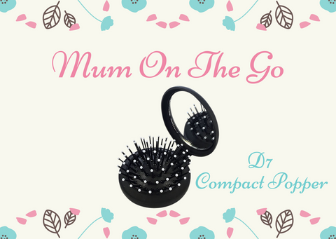 Mum On The Go - D7 Compact Popper