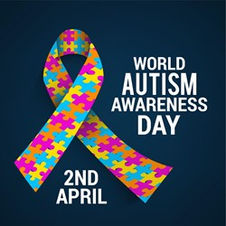 World Autism Awareness Day - 2nd April