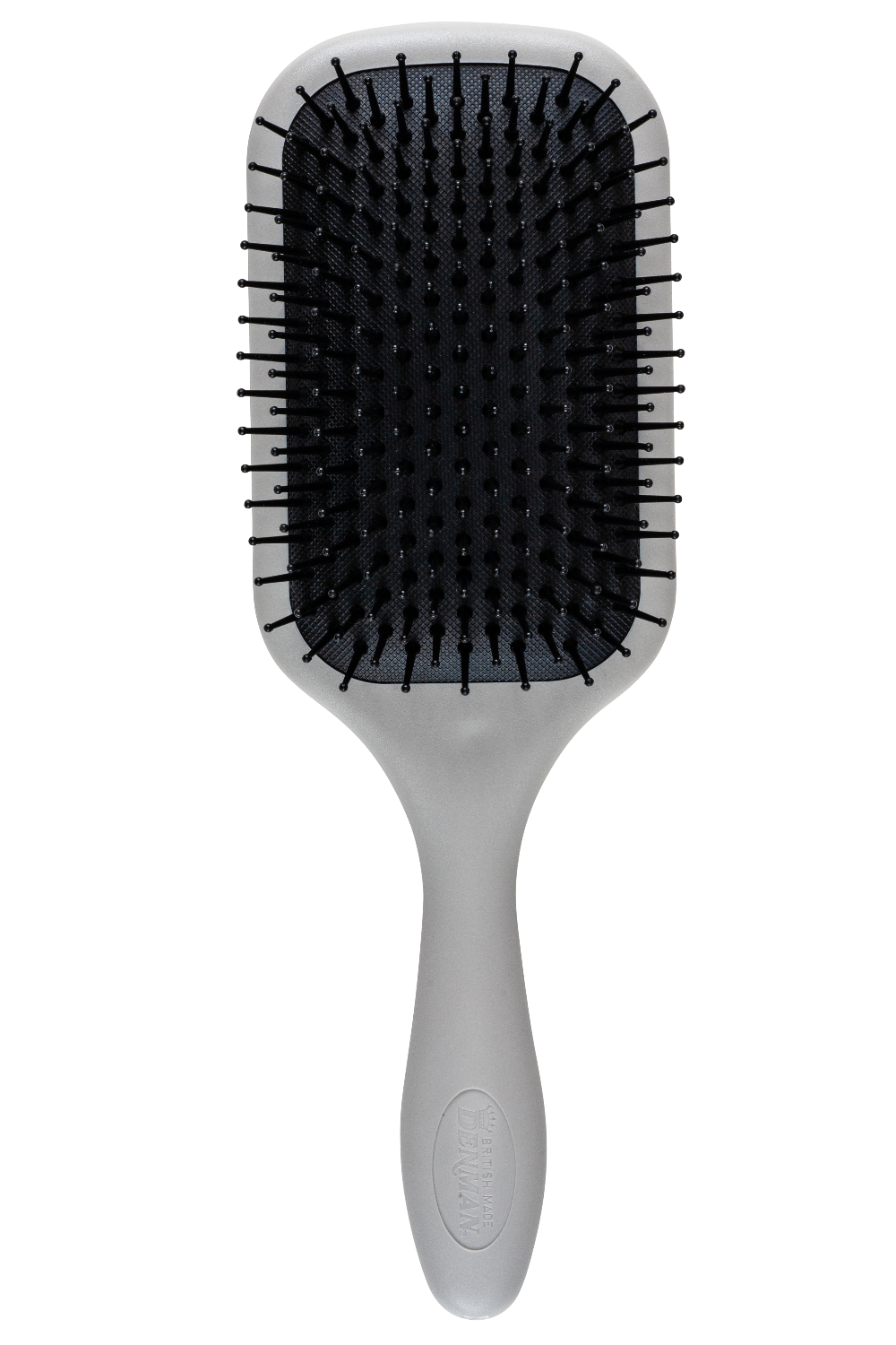 D83 Russian Grey Paddle Brush