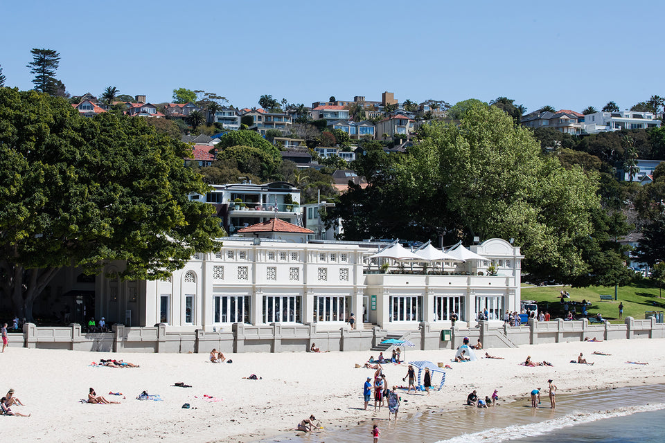 Weekend Plans: Bathers' Pavilion