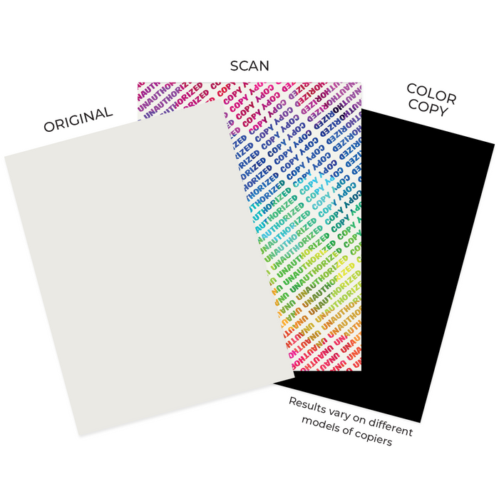 "ObscureX 8.5"" x 11"" Security Paper (500 Sheets)"