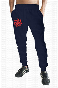Pants with embroidered Georgian National symbol