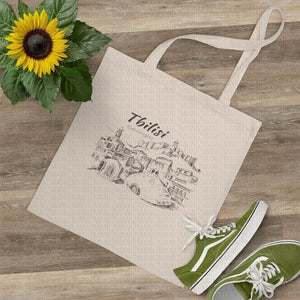 Tote Bag Sulphur bathhouses