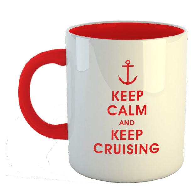 Mok Keep Calm Keep Cruising