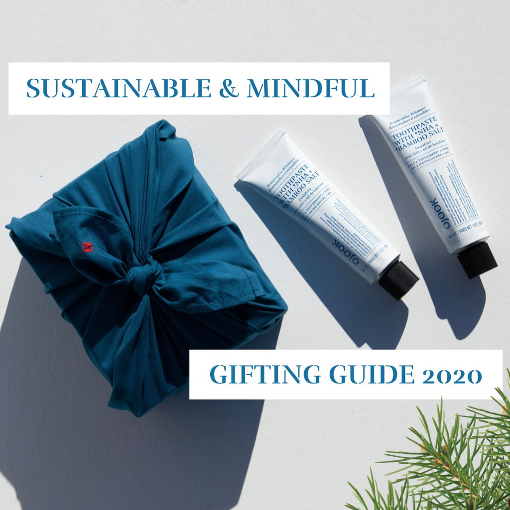 OJOOK Mindful Holiday Gifting Guide - 2020