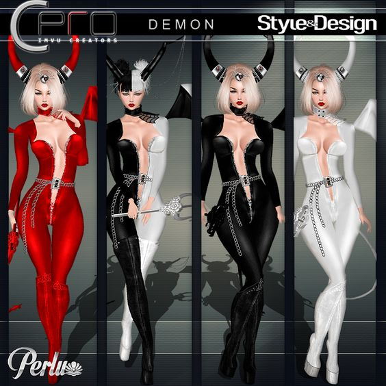 DEMON BUNDLES  - PERLU SHOP