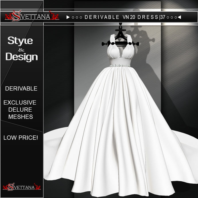 DERIVABLE VN 20 DRESS |37 - SVETTANA SHOP