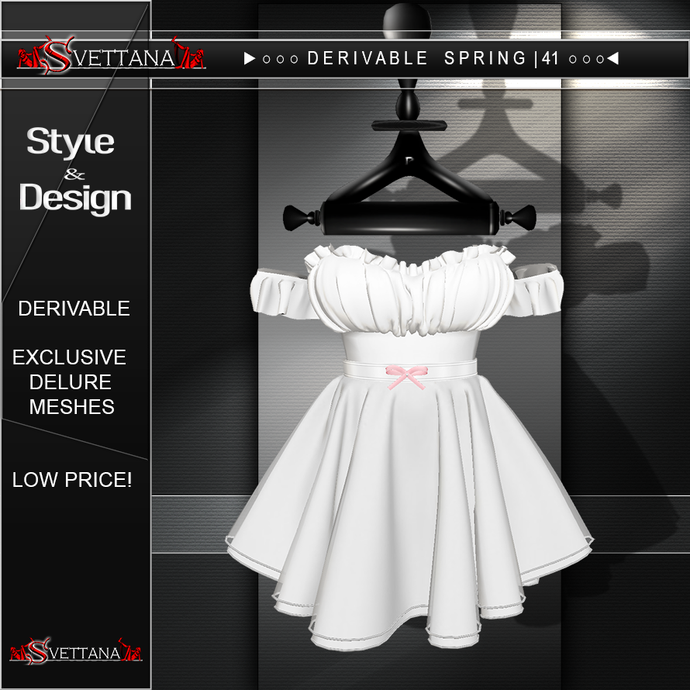 DERIVABLE SPRING |41 - SVETTANA SHOP