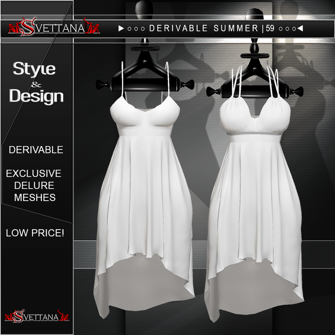 DERIVABLE SUMMER |59 - SVETTANA SHOP
