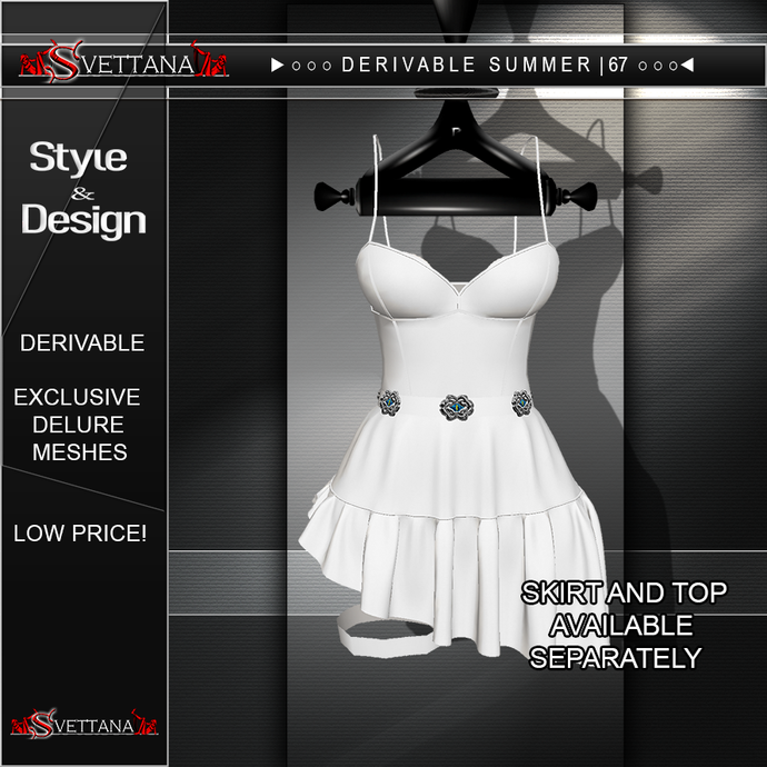 DERIVABLE  SUMMER  |67 - SVETTANA SHOP